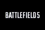 Battlefield 5 Logo black