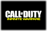 Call of Duty Infinity Wargare Logo black