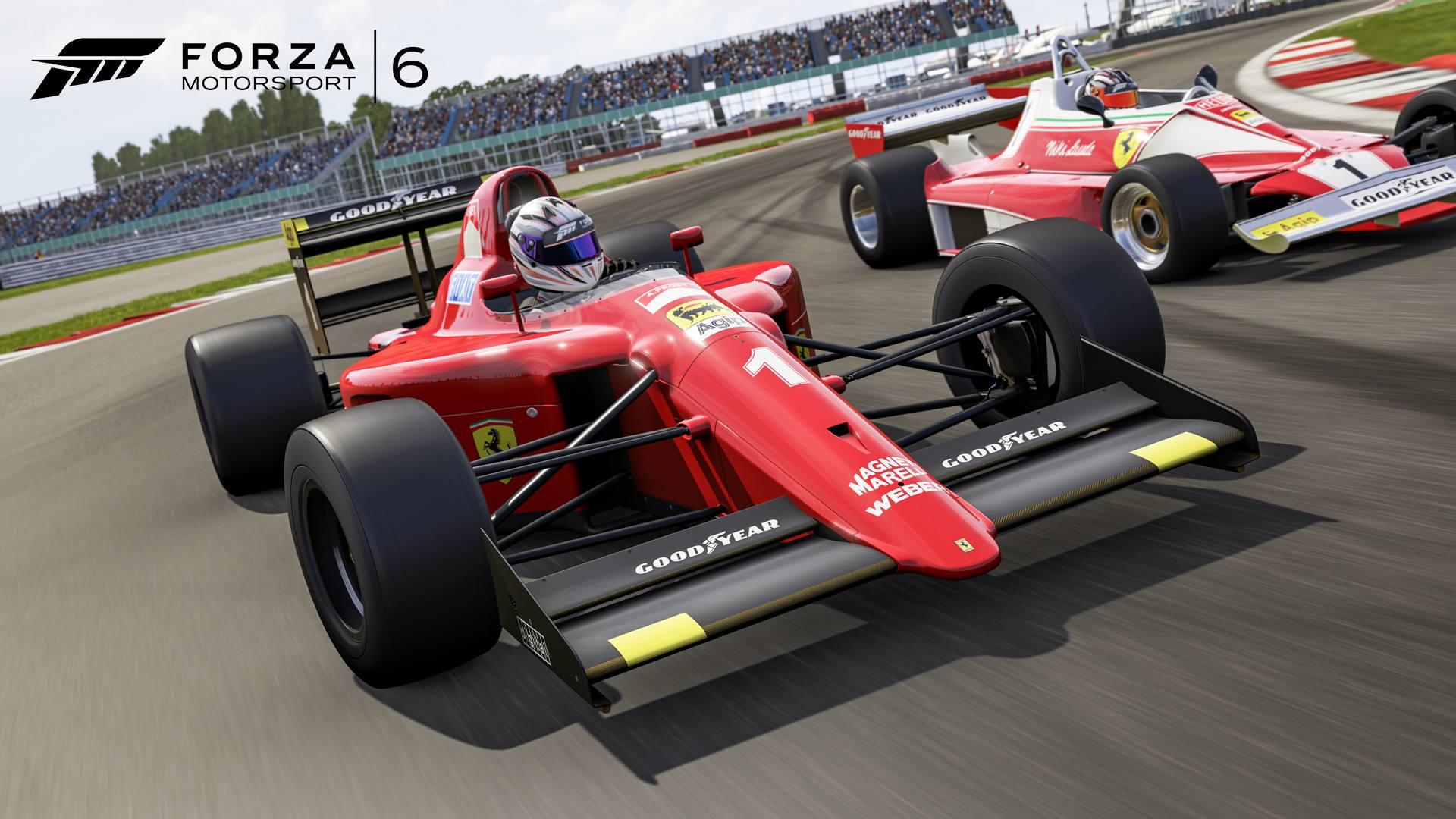 Forza Motorsport 6 DLC Hot Wheels 03-05-16 1990 Ferrari #1 Scuderia Ferrari 641