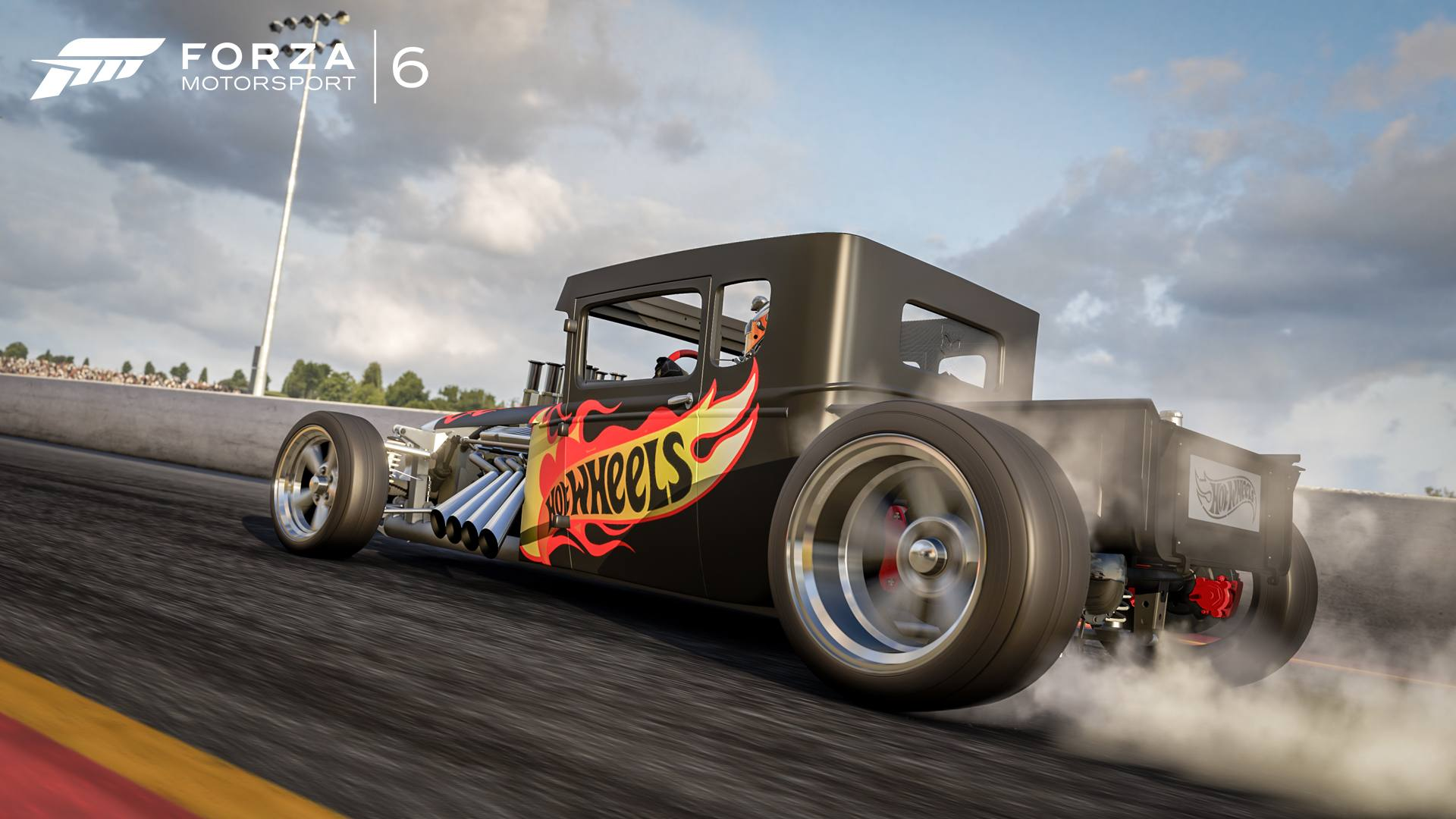 Forza Motorsport 6 DLC Hot Wheels 03-05-16 2011 Hot Wheels Bone Shaker