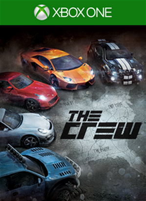 The Crew cover Xbox One