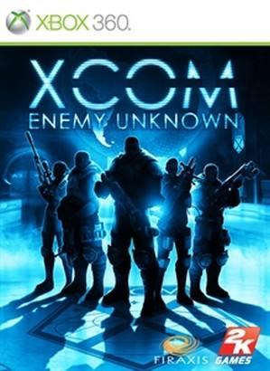 XCOM Enemy Unknown cover Xbox 360