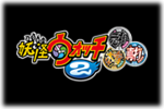 Yo-kai Watch 2 Logo black