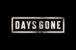 Days Gone logo black