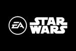 EA Star Wars Logo black