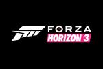 Forza Horizon 3 Logo black