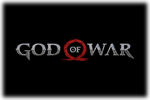 God of War Logo black