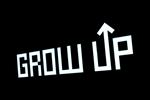 Grow Up Logo black