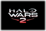 Halo Wars 2 Logo black