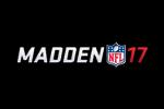 Madden NFL 17 Logo black