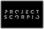 Project Scorpio Logo black