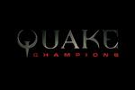 Quake Champions Logo black