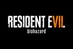 Resident Evil 7 biohazard Logo black