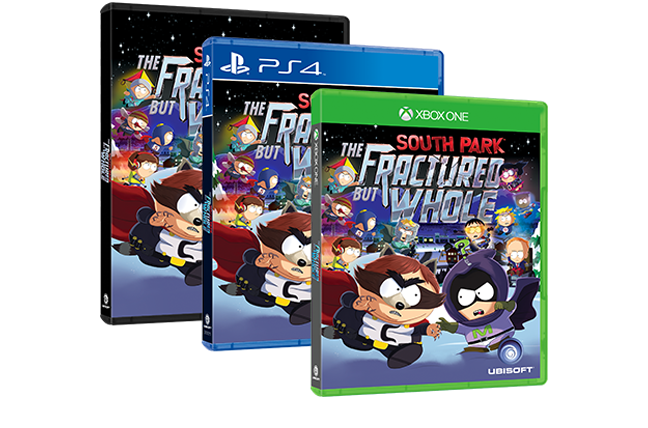 South Park The Fractured But Whole 13-06-16 Standard Edtion