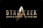 Star Trek Bridge Crew Log black