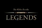 The Elder Scrolls Legends Logo black