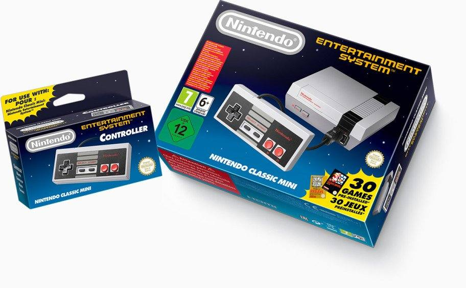 Nintendo-Super-Nes-Mini-Edition-Bundle