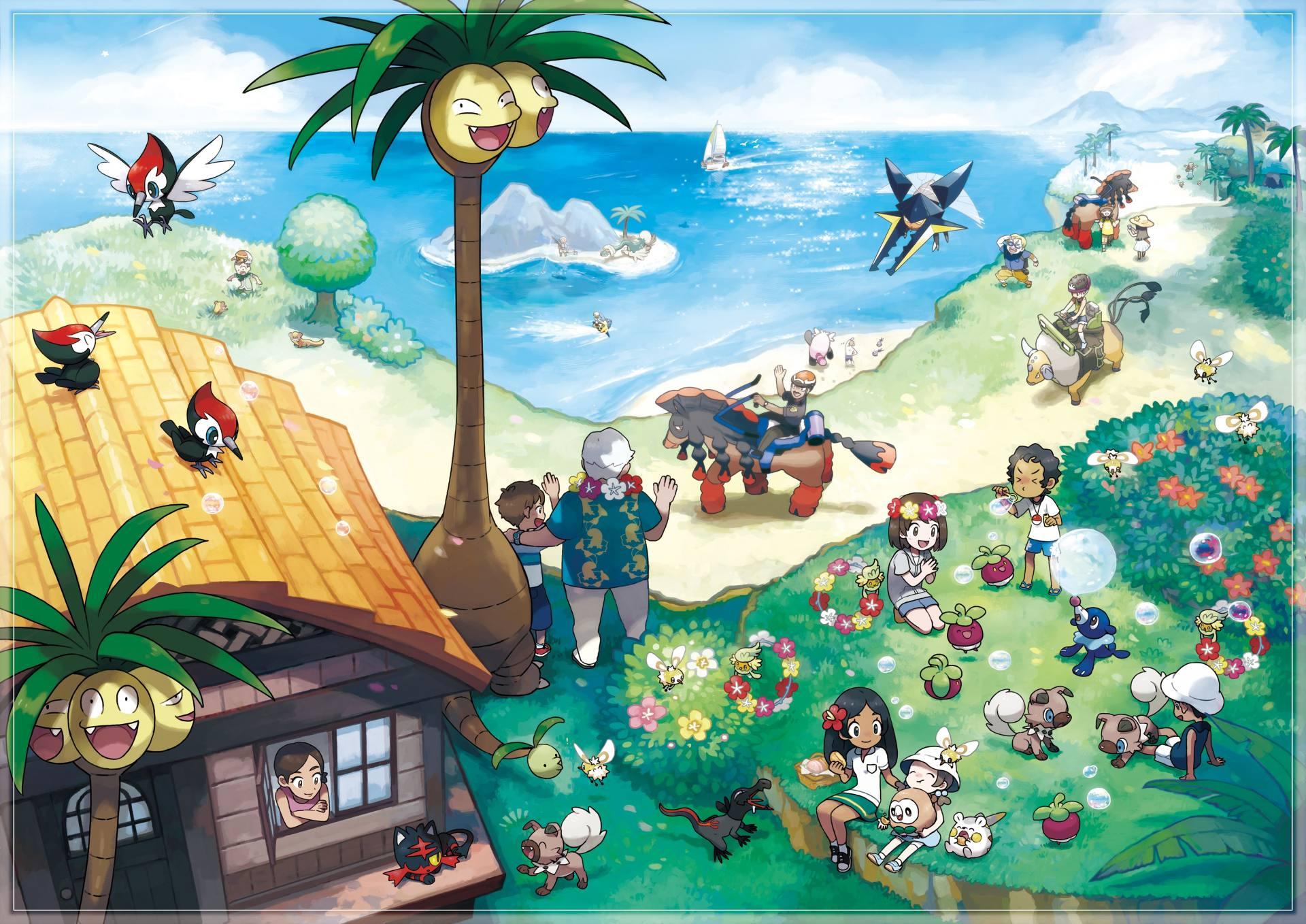 Pokemon Moon and Sun 01-08-16 022