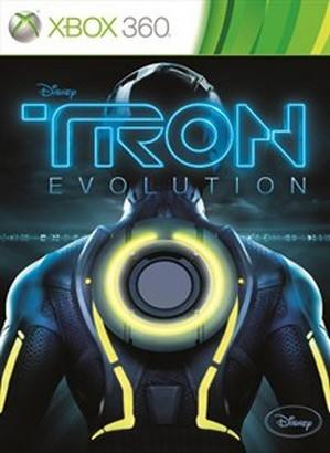 TRON Evolution cover Xbox 360