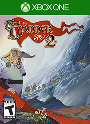 The Banner Saga 2 cover Xbox One