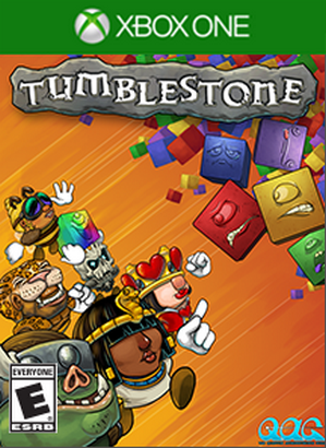 Tumblestone cover Xbox One