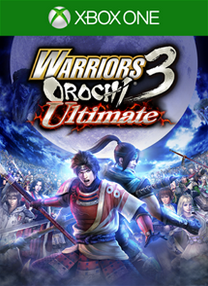Warriors Orochi 3 Ultimate cover Xbox One